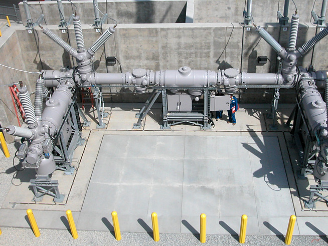 Chevron – Number 6 Substation Commissioning