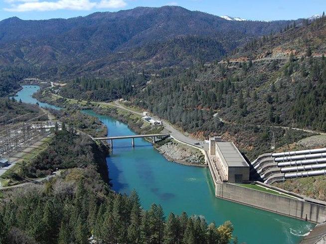 United States Bureau of Reclamation – Shasta Hydro Power Plant