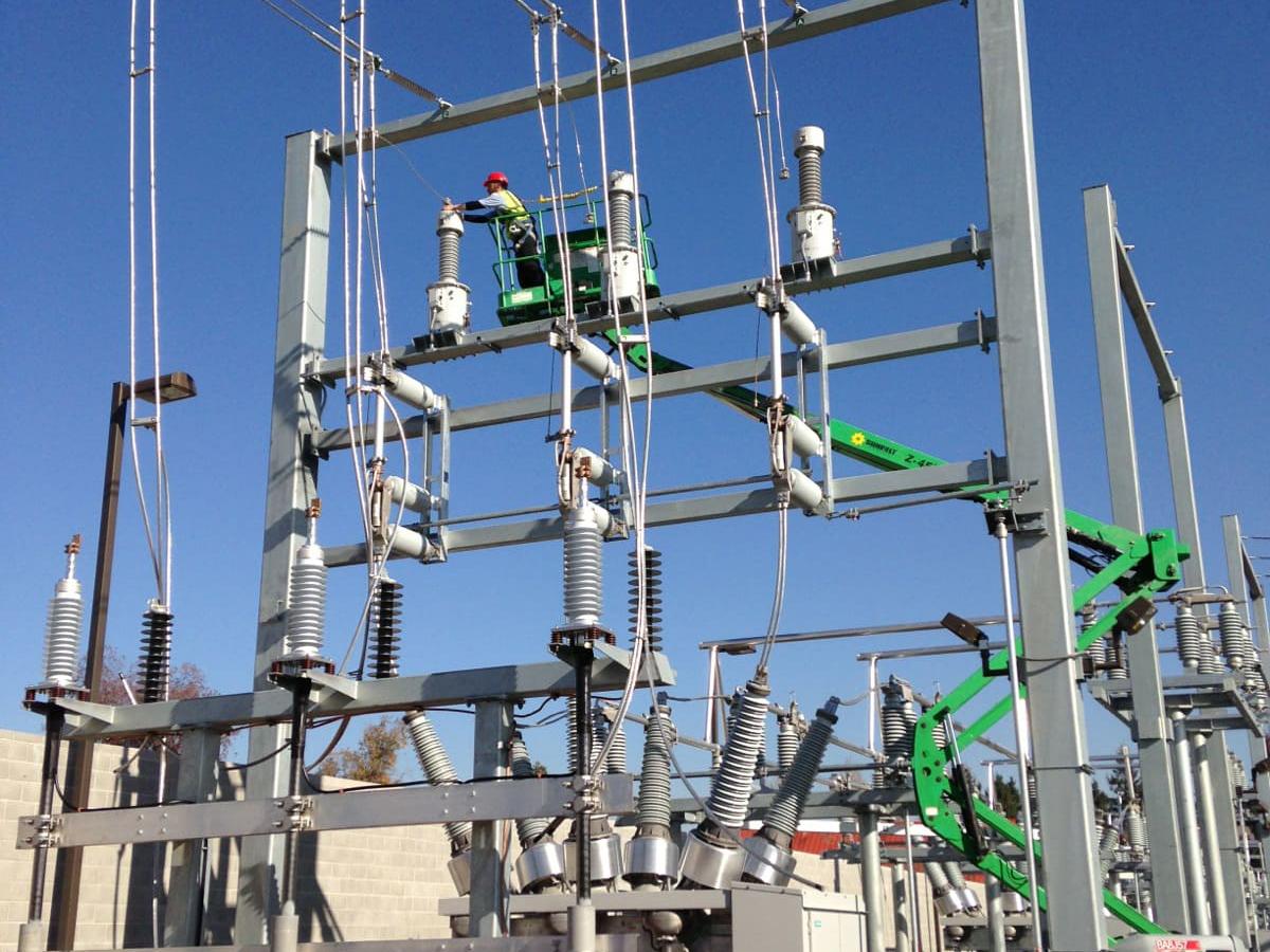 Power Pros City of Santa Clara Mission Substation Project