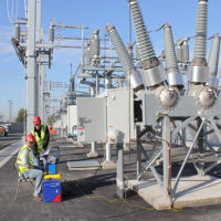 Power Pros City of Santa Clara Mission Substation Project
