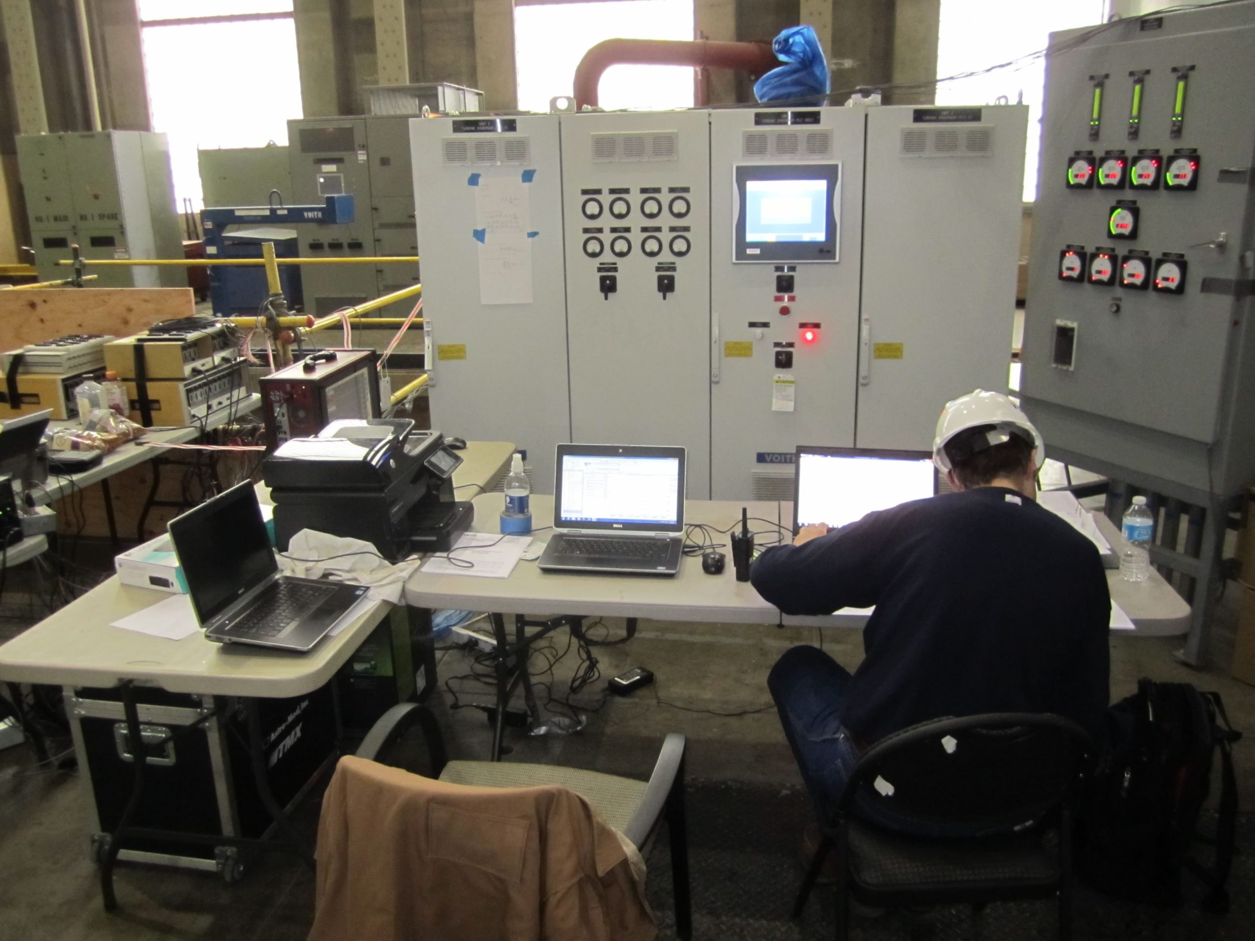 Power Pros PG&E Rock Creek Powerhouse Project