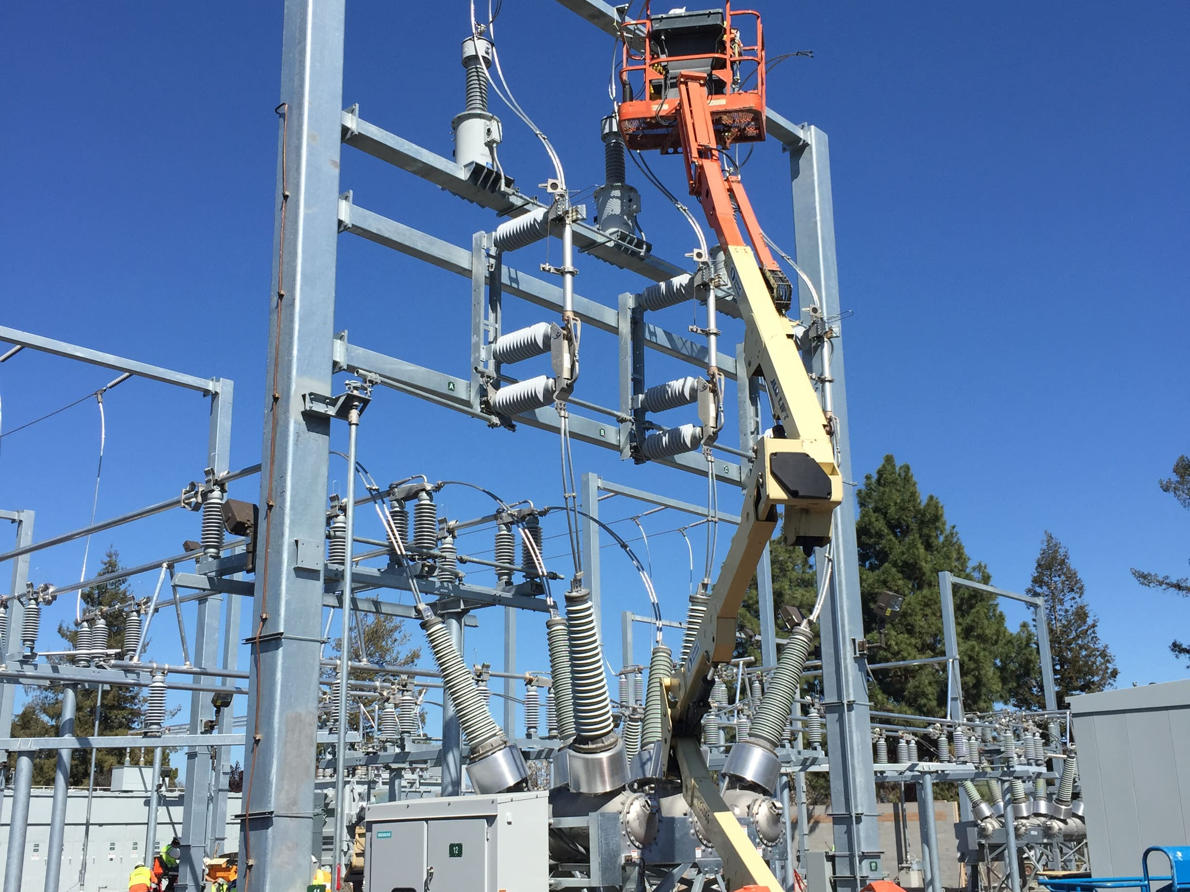 Power Pros Fairview Substation Project