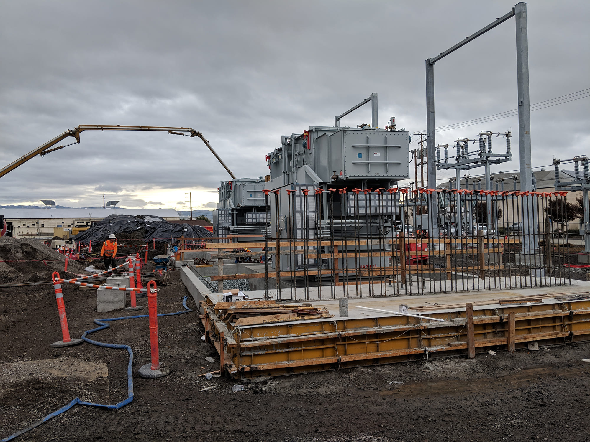 Power Pros Parker Substation Project