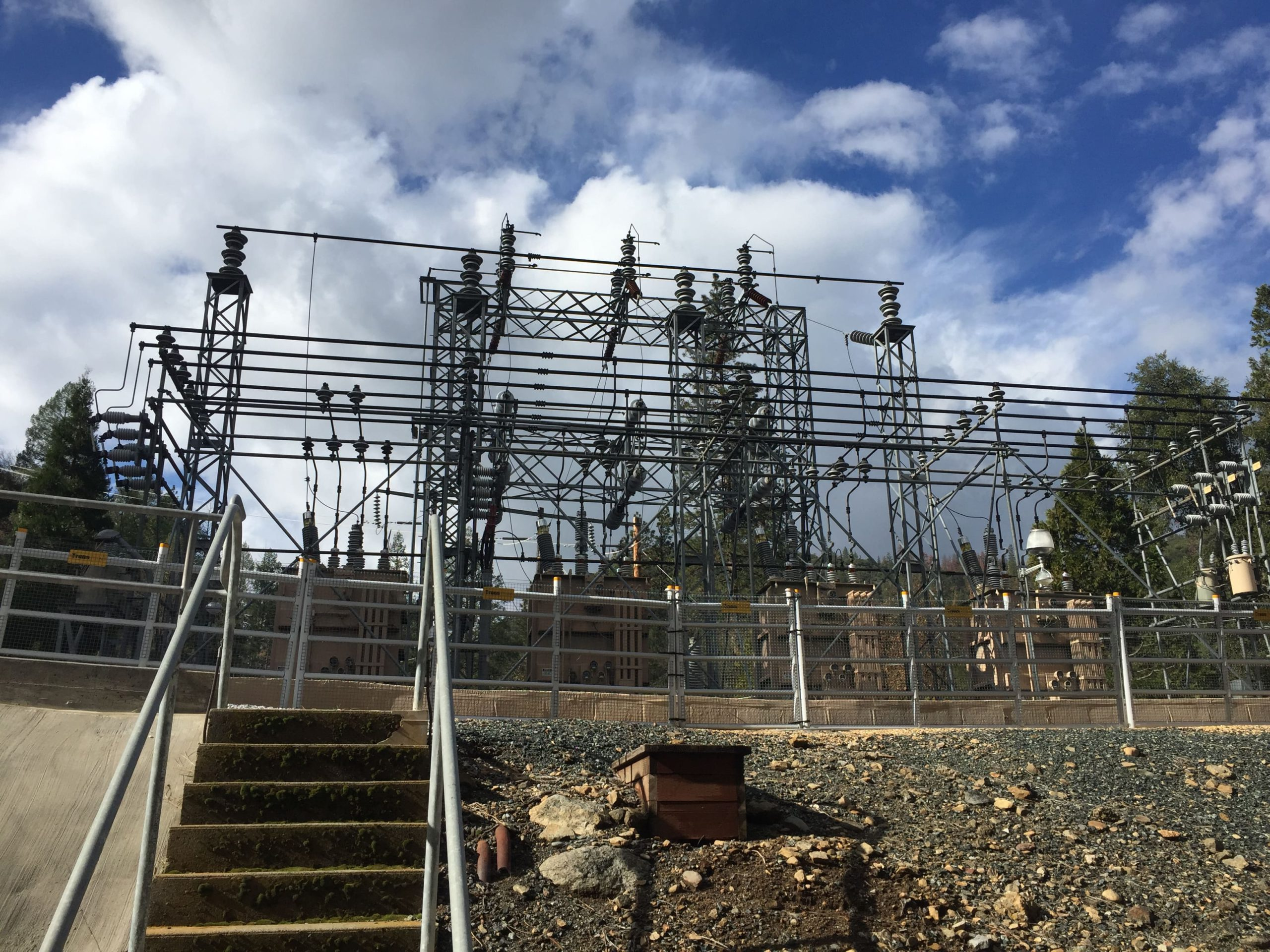 Power Pros PG&E Central Area Hydro Project